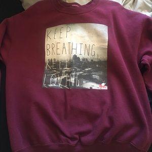 Glamour Kills Sweaters - Glamour Kills Crewneck