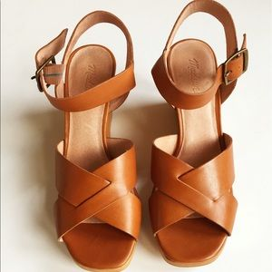 Madewell Wedge Sandals