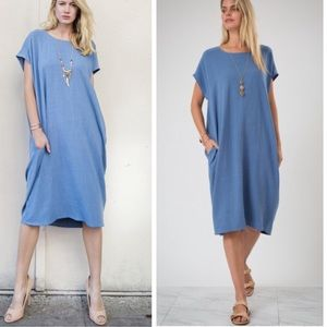•pocket dress•