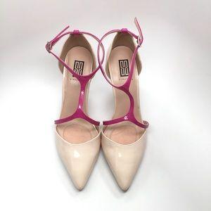Shoes - Pink/nude stilettos