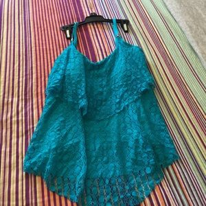 24th & Ocean Other - 24 & Ocean Tankini top size M, NWOT