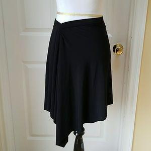 Amy Byer Dresses & Skirts - Amy Byer asymmetrical black skirt. Juniors size S.