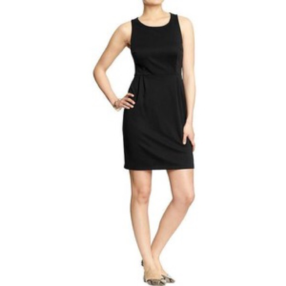 de46e51b3b0 Old Navy - Old Navy Ponte Knit Shift Dress from Nataly .