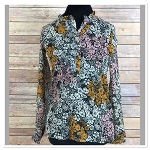 Floral Blouse H&M