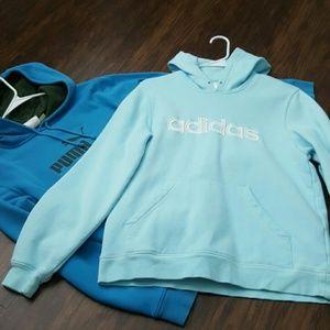 17/21 Exclusive Denim Sweaters - Adidas