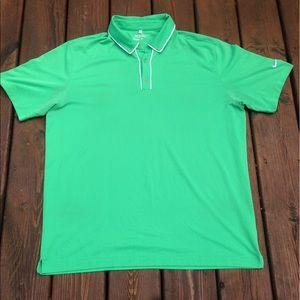 Nike Other - Nike Dri fit Tour Performance golf Polo Shirt
