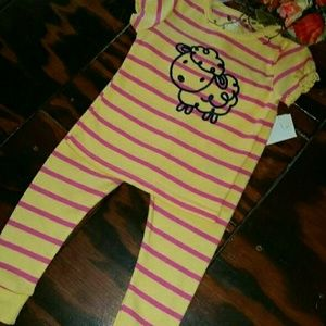 Other - ☉New w/tag Toddler Girls Pajama 18 month☉