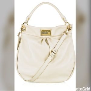 Marc by Marc Jacobs Handbags - Marc Jacobs Cream Hobo ‼️ PRICE IS FIRM ‼️