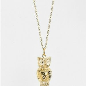 Anna Beck  Jewelry - Necklace Anna Beck owl