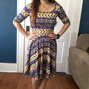 LuLaRoe Dresses & Skirts - BNWT Lularoe Nicole, XXS