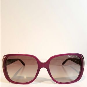Tiffany & Co. Accessories - Tiffany Square Burgundy Sunglasses TF4084G 8175 3C
