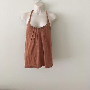 Ruehl No. 925 Tops - Ruehl no 925 beaded tank top shirt
