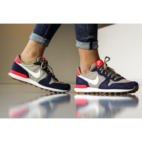 6034530b400 Nike Tri-Tone Internationalist Sneakers
