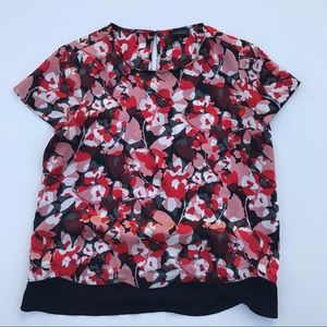 THE LIMITED CAREER top shirt blouse size M