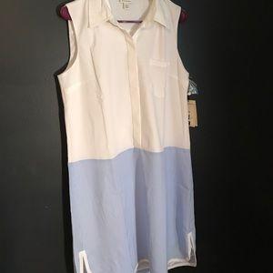 Altuzarra Dresses & Skirts - Cool Pinstripe Summer Dress