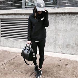Nike Tops - Nike Fleece Funnel Neck Hoodie