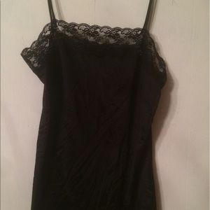 Other - Very Cute Black Chemise Nightgown