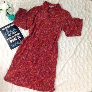 Diane von Furstenberg Dresses & Skirts - Diane Von Furstenburg Silk Assets dress size med