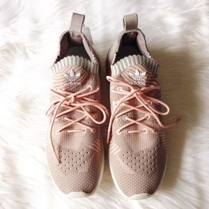 Adidas Shoes - Adidas salmon sneakers