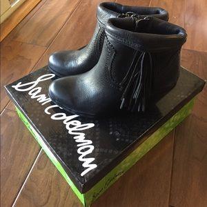 Shoes - Sam Edelman Louie , black leather 6 1/2