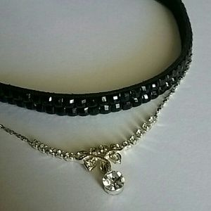 Poetry in Motion Jewelry - NWT Night Out Choker