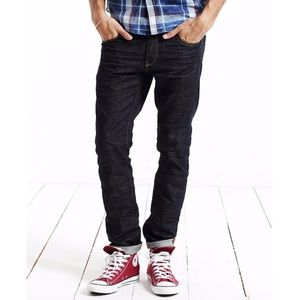 The Mens Place Other - ▪NEW - Slim Straight Dark Wash Jeans
