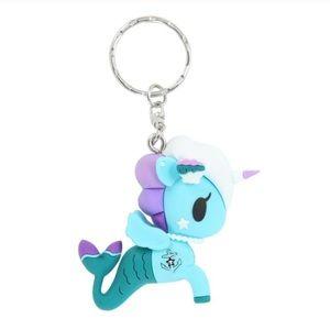 tokidoki Accessories - Tokidoki Mermicorno Marina keychain