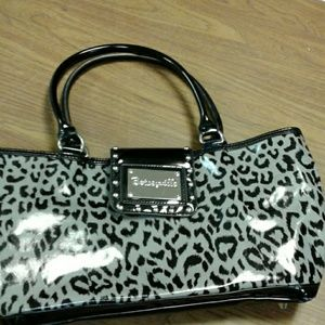 Betseyville Cheetah Print Purse