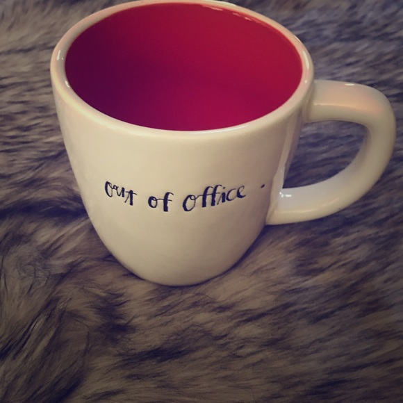 Rae Dunn Out Of Office 📨 Rae Dunn Coffee Mug From Rose S