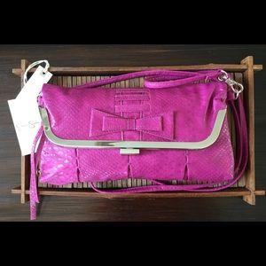 Jessica Simpson Handbags - 🆕Jessica Simpson clutch; crossbody purse; handbag