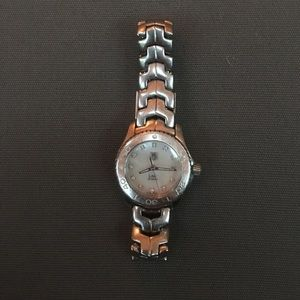 Tag Heuer Accessories - Tag Heuer Link Automatic 34.5mm Ladies Watch