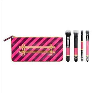 MAC Cosmetics Other - NEW Limited Edition MAC Nutcracker Brush Kit & Bag