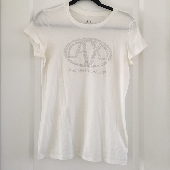 70 off a x armani exchange tops a x armani exchange for Armani exchange t shirts wholesale