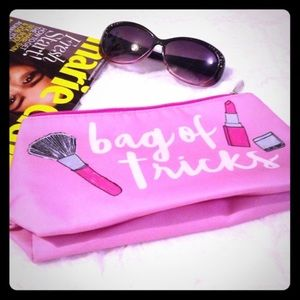 Clinique Handbags - 🆕CLINIQUE Bag Of Tricks Cosmetic Back