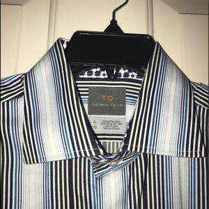 Thomas Dean Other - 💲⬇️ 💙THOMAS DEAN💙Button Down Cuff Flip Shirt
