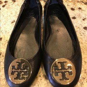 Tory Burch Shoes - Minnie travel ballet flat Tory Burch