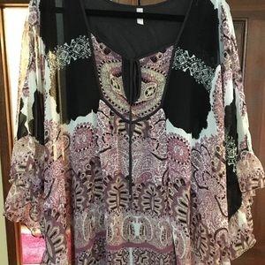 FreePeople boho style dress