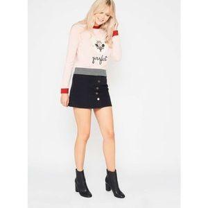 miss selfridge Sweaters - Miss Selfridge Purrfect Cat Kitten sweater fun