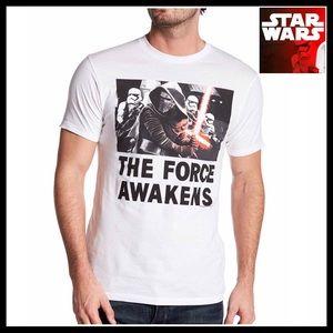 Junk Food Clothing Tops - STAR WARS The Force Awakens Tee
