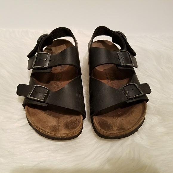 b70467652bb Birkenstock Shoes - Birki s Birko-Flor Milano Sandals