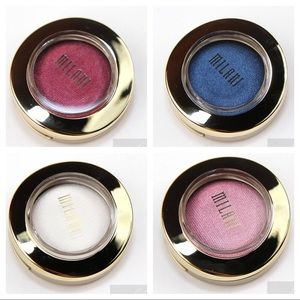 Milani Other - Bella Gel Eyeshadow, Rouge, Diamond, Cobalt, Rose