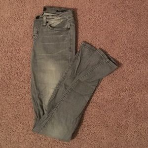 Urban Outfitters Hi-Rise Cigarette BDG Jeans