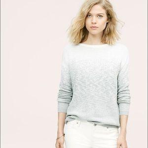 Lou & Grey Ombré Sweater