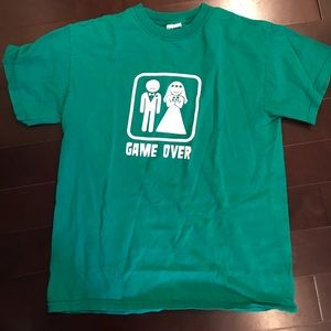 Other - Game over t-shirt