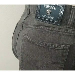 Versace Denim - Versace high waist jeans