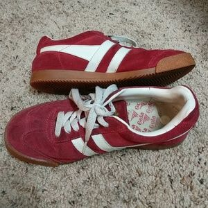 Gola Shoes - Red shoes