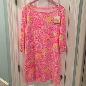 Nwt large Lilly Pulitzer kinis in the keys Sophie