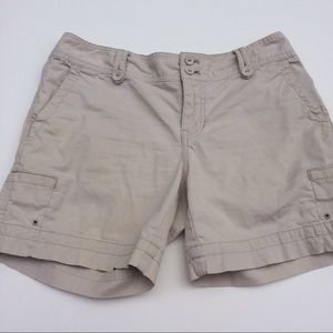 Eddie Bauer Pants - Eddie Bauer Tan Mercer Fit Shorts Size 6