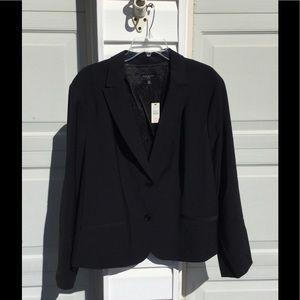 Talbots Jackets & Blazers - Talbots Beautifully Made Black Blazer