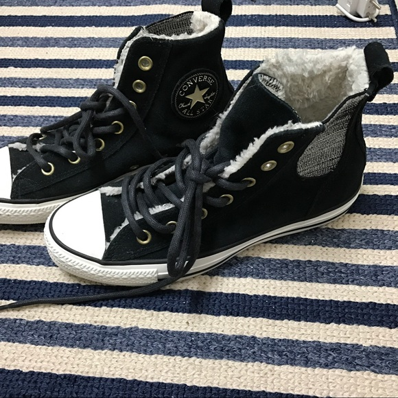 Converse Shoes | Converse Suede Fur